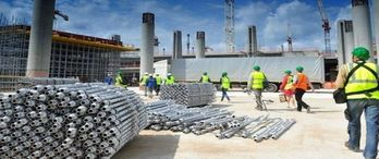İnşaat malzemeleri ihracatı sert düşüş yaşadı