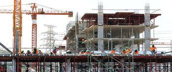 İnşaat sektörü güven endeksi Mayıs'ta yükseldi
