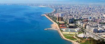 Mersin'de konut satışları artış gösterdi