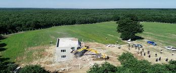 Tarım arazilerinde kaçak yapılar yıkılacak