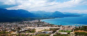 Tatilciler yazlık bölgelerde ev kiralamayı tercih ediyor
