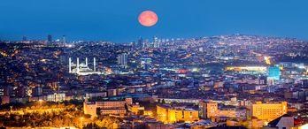 Ankara'da 2020 yılında en çok konut Çankaya'da satıldı