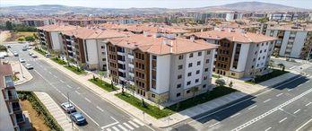 Elazığ'daki deprem konutları 8 ayda inşa edildi