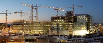 İnşaat sektörü güven endeksi 2021'e düşüşle başladı