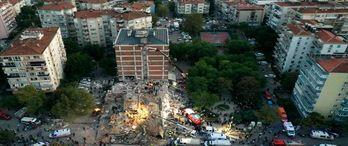 İzmir'de tüm binalar incelenecek