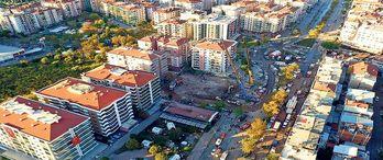 İzmir'deki riskli konutlara TOKİ desteği