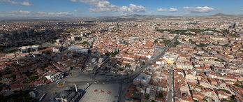 Konya Karatay'da 768 ticari ünite inşa edilecek