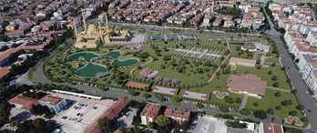 Konya Millet Bahçesi'nde açılış tarihi duyuruldu