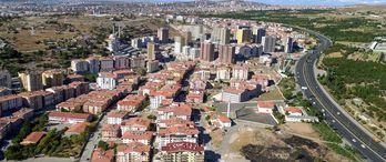 TOKİ'nin Ankara Mamak'taki yeni konutlarında satış başlıyor