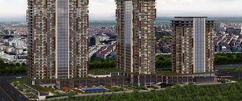 Trio Garden İstanbul projesi Esenyurt'ta yükseliyor