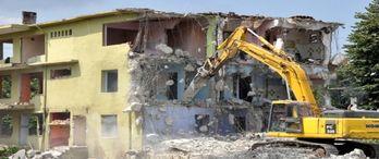 Bina yıkımlarında yeni dönem 2022'de başlıyor