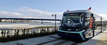 Eminönü-Alibeyköy Tramvay Hattı'nda 2'nci kısım 2022'de açılacak