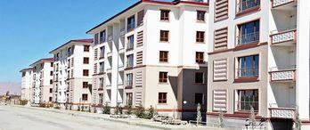 Erzurum Aşkale'de uygun fiyatlı sosyal konutlar satışta