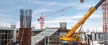 İnşaat sektöründe güven endeksi Mayıs'ta yükselişe geçti
