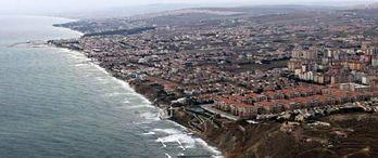 Kumburgaz sahilinde riskli yapılar dönüşüme hazırlanıyor