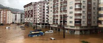 Rize'de yöresel mimariye uygun yeni konutlar inşa edilecek