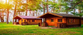 Sapanca'da bungalov evlere ilgi gösteriliyor