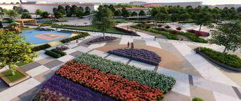 Sincan Belören Millet Bahçesi 2022'de açılacak