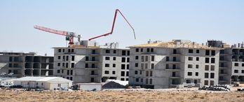 TOKİ, 300 bin konutun inşaatını sürdürüyor