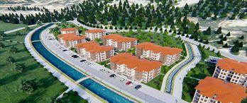 TOKİ'den Burdur ve Kayseri'ye yeni konutlar