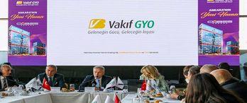 Vakıf GYO'nun yeni projesi Cubes Ankara satışa çıktı