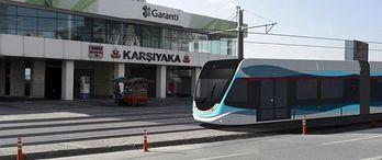 Karşıyaka Tramvay Hattı Hizmete Başlıyor!