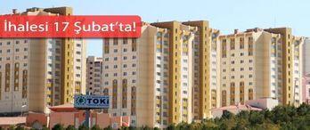 Toki'den Adana Sarıçam'da 825 Konutluk Yeni Proje