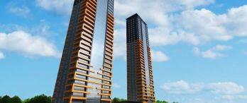 Twin Towers Ankara Eryaman Projesinde 471 Bin TL'ye 4+1