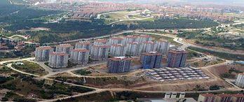 TOKİ'den Eskişehir Aşağısöğütönü'ne 484 Konutluk Yeni Proje