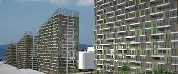 Sur Yapı Yeşil Mavi Maltepe'de Yükseliyor!