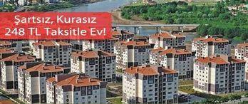 İzmir Tire Toki Evleri Başvuruları 22 Şubat'ta Başlıyor