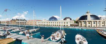 Kıyı İstanbul Marina Büyükçekmece Görücüye Çıktı!