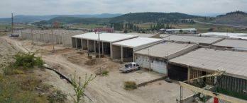 Çukurköy Küçük Sanayi Sitesi'nde Dükkan Karşılığı İnşaat İşi