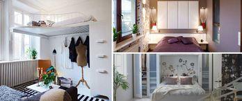 Küçük Yatak Odaları İçin Dekorasyon Fikirleri