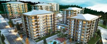 Marka City İzmir'de 3+1 Daireler 243 Bin TL