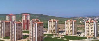 Toki'den Silivri'ye 345 Konutluk Yeni Proje