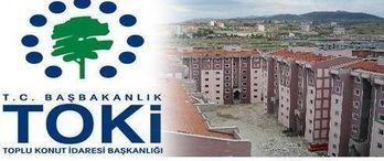 Diyarbakır Kayapınar Üçkuyu Mahallesi Toki Evleri Bugün İhaleye Çıkıyor