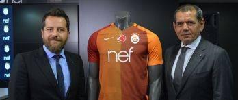 Nef İle Galatasaray 52,5 Milyon TL'lik Anlaşmaya İmza Attı