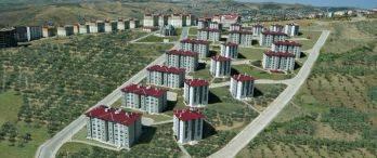 Toki'den Yozgat'a 124 Konutluk Yeni Proje