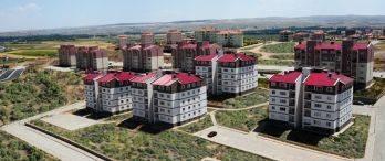 Sivas Divriği Toki Evleri 2. Etap İhalesi Bugün