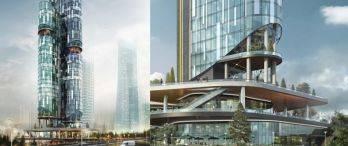 Avrupa Office Ataşehir Projesi Dubai'de Görücüye Çıktı