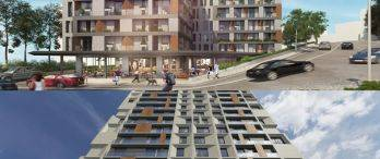 İva Flats ve İva Suites Projeleri Satışta