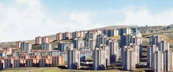 TOKİ'den Gaziantep Şehitkamil'de Emekliye Satılık 103 Konut!