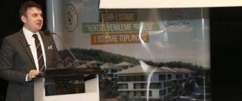 Tokatköy Şehr-i Sitare Projesi Halka Tanıtıldı!