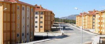 TOKİ'den Muğla Menteşe'de Bin 106 Konutluk Yeni Proje