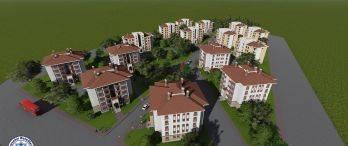 Toki'den Konya Beyşehir'de Yeni Konutlar!