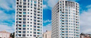 Panorama Towers Projesi 168 Konuttan Oluşuyor