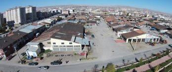 Sivas Eski Sanayi Kentsel Dönüşüme Girecek!