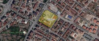 Konya Büyükşehir Belediyesi'nden Satılık 3 Arsa