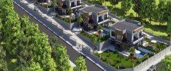 Grey House Bahçecik Projesinde 500 Bin TL'ye 4+1 Villa